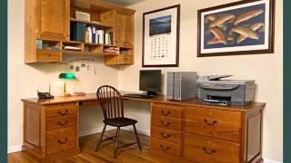 Home Office Furniture, Desk Sets Home Office Desk