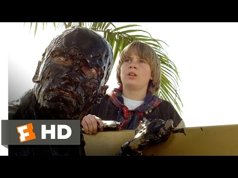 Last Action Hero - Silent But Deadly Scene (7/10) | Movieclips