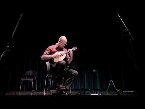 Chris Acquavella: Bach partita n° 2 BWV 1004 - Sarabanda