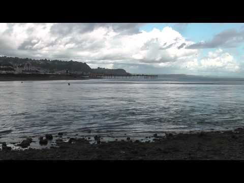Teignmouth Low Tide   victor parker video