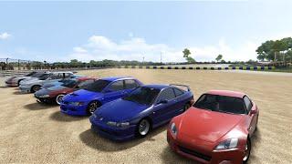 Forza 4 | Online (JDM) | Cruisin & Racing #3
