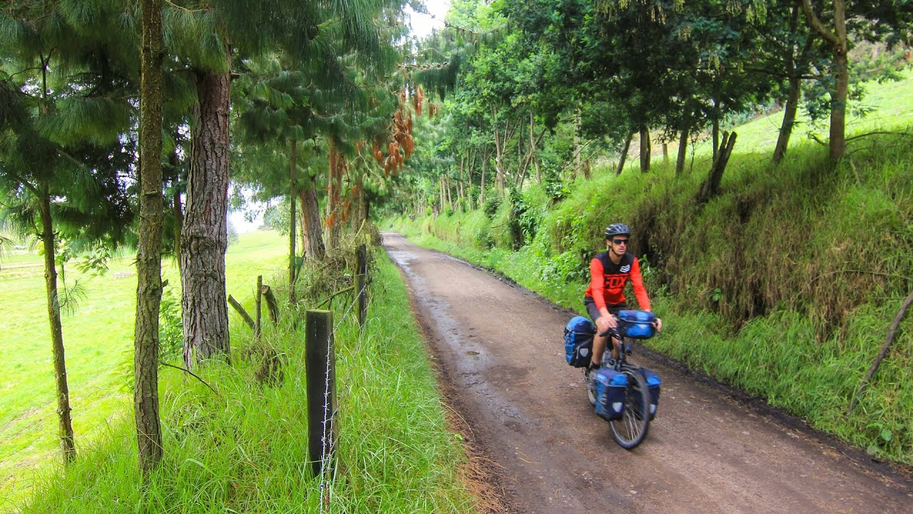 Bicycle Touring Colombia