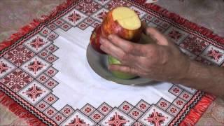 Польза яблок, Целебная Кулинария №68