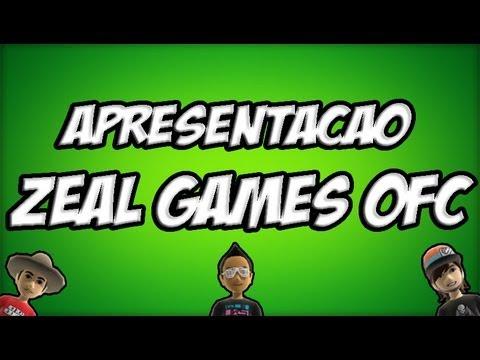 Apresentação do Canal Zeal Games !!