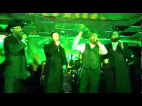 Avrum Fried-Yuda Green-Dudy Kalish-Ushy Blumenberg singing Nishmas