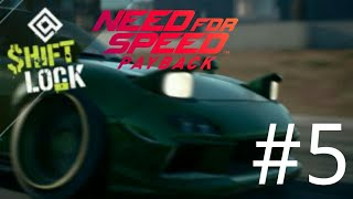 Need For Speed Payback - Shift-Lock #5