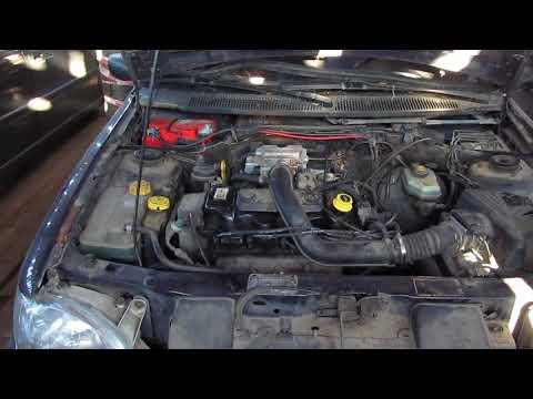 Проблемы с запуском(троит-двоит, глохнет) Форд(Ford) Эскорт(Escort) 1.4 1996 г.в. РЕШЕНО