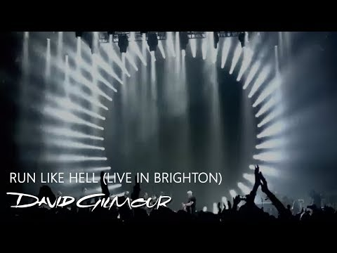 David Gilmour - Run Like Hell (Live in...