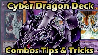 Cyber Dragon Deck 2014 Combos, Tricks, and Tips