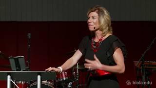 Melanie Hulbert: Radical Reconciliation [Biola University Chapel]