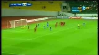 FC Dinamo Tbilisi - FC Aktobe / UEFA Champions League 2014-2015
