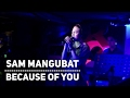 Sam Mangubat Covers Because Of You By Keith Martin At The Not Just The 2 Of Us Concert | Music Box