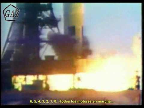 45 Años del Vuelo del Apolo 11: El Despegue.