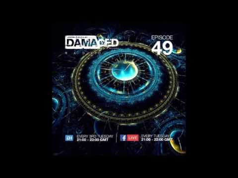 JORDAN SUCKLEY - Damaged Radio 049 (SET)