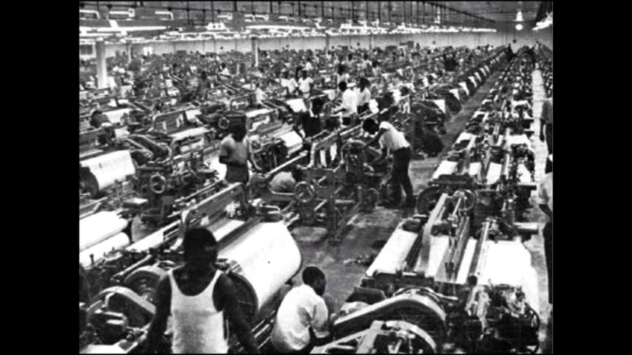 Industrialisering - YouTube