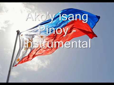 akoy isang pinoy Ako'y walang hiya sa puso't diwa walang hiyang lumuwas sa ating bansa hindi  man sana'y sa wikang mga banyaga napilitang magsalita ng.