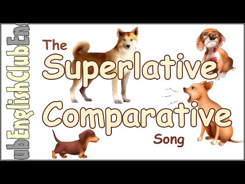 The Superlative Comparative Song