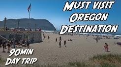Day Trip Oregon | Seaside Oregon | Where to go in Oregon | Oregon Beaches | Travel Oregon