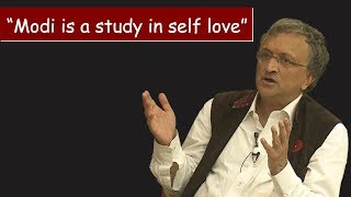 """""""Modi is a study in self love,"""" Ram Guha at The Wire Dialogues"""