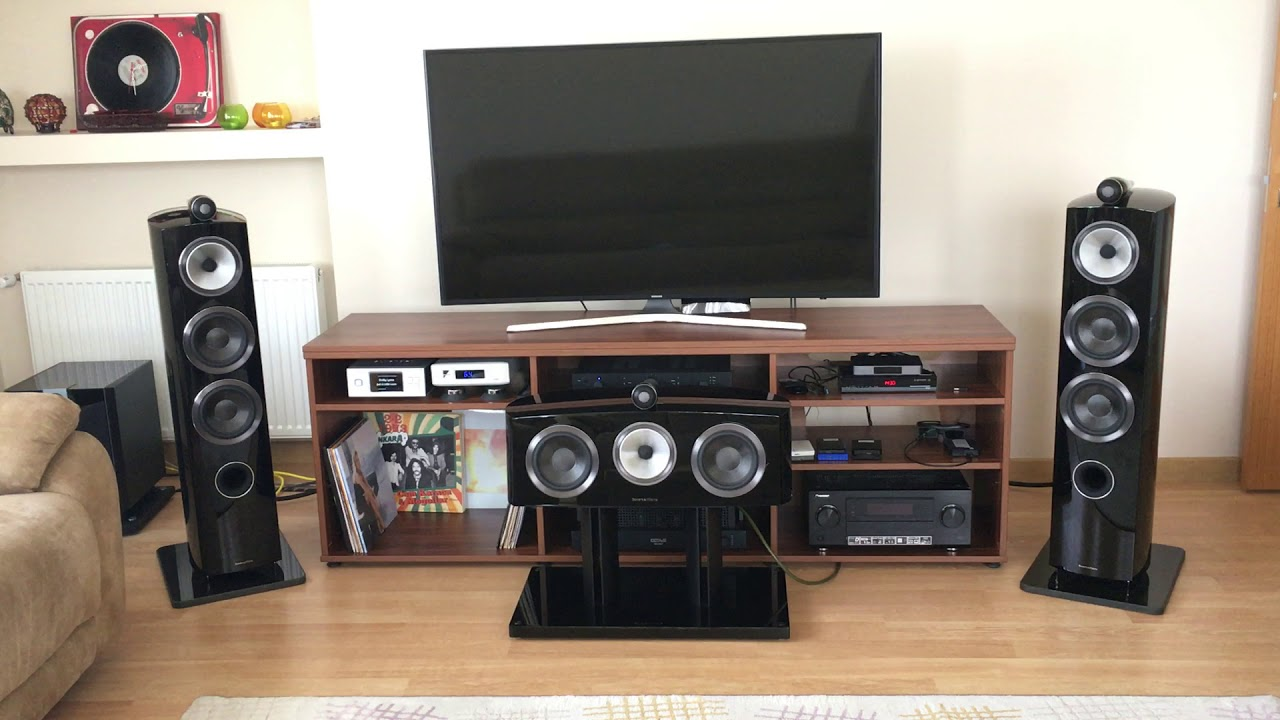 bowers and wilkins 804 d3 vs