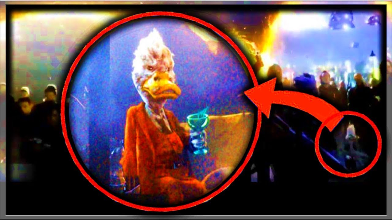 Howard The Duck Endgame