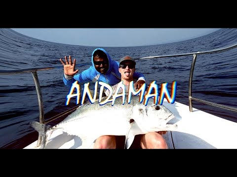 Andaman Island - Popping And Jigging 2019   By ICatchFish