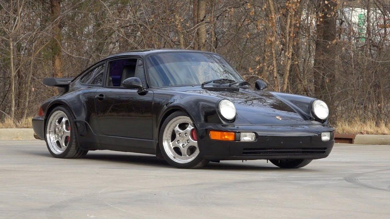 1994 Porsche 911 Turbo 36 Sold 136392