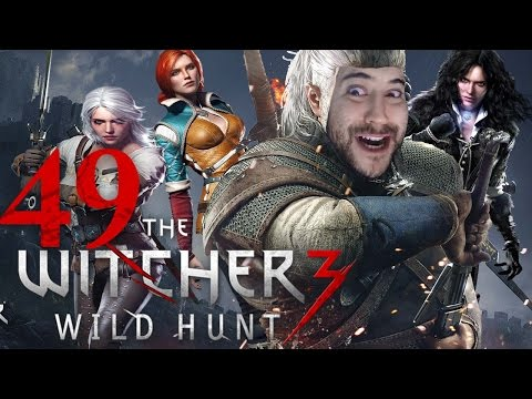 JUNTOS HASTA EL FINAL - THE WITCHER 3 - EP 49