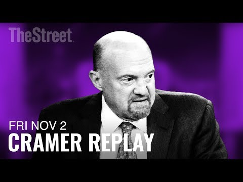 What Is 3%? Jim Cramer on the Jobs Report