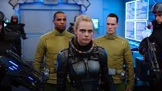 Valerian and the City of a Thousand Planets Tempted To Escape Scene(2017)