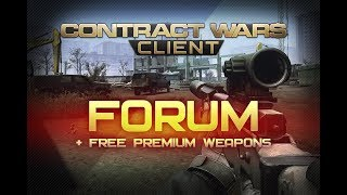 Contract Wars: Actualizacion Temporal | |+1 Arma GP gratis
