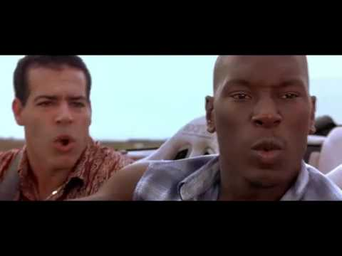 2 Fast 2 Furious-Chased by a group of police