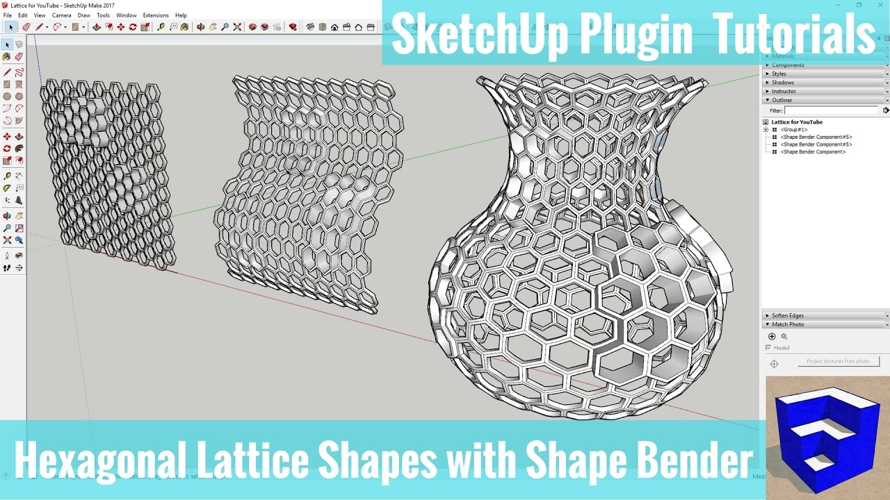 Sketchup creation (youtube tutorial included) by tech twins | tpt.