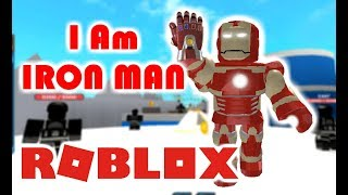 I AM IRON MAN | World Of Roblox (No spoilers tho)