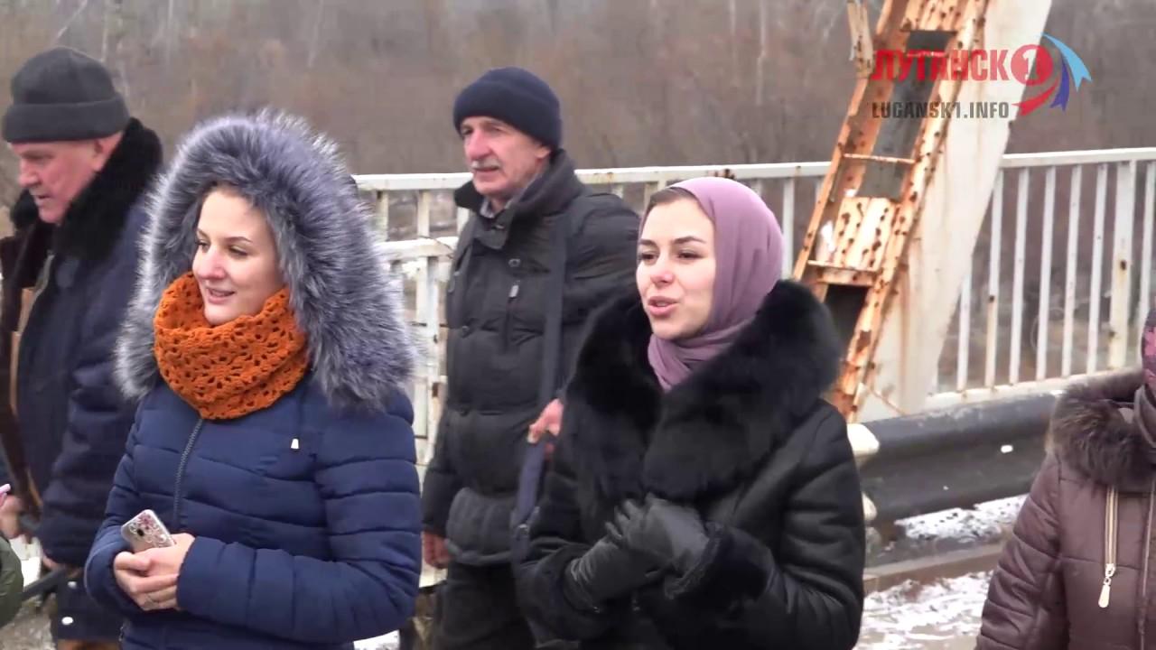 Песенный флешмоб подхватил Луганск