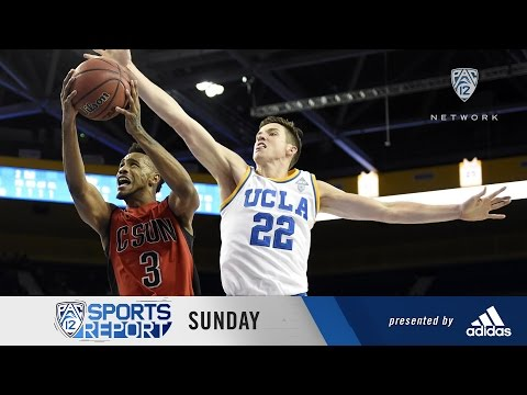 Recap: UCLA men's basketball powers past CSUN