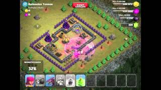 [Level 47. Rollender Terror] - Clash of Clans Einzelspieler NEU
