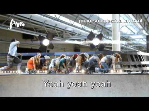 Junior Songfestival - Yeah! Yeah! Karaoke - Finalisten Junior Songefestival 2011