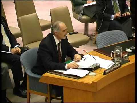 Bashar Al Jafari's Statement at the UN 4 Feb 2012