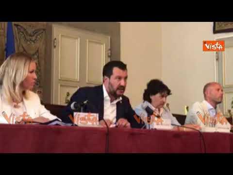 Salvini: 'Sperimentazione Taser superata brillantemente'