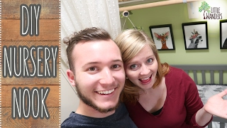 HOW TO BUILD A NURSERY! | Little Wanders: Corbin & Kelsey