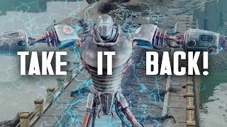 The Story Of Fallout 3 Part 16: TAKE IT BACK! - Activating Liberty Prime
