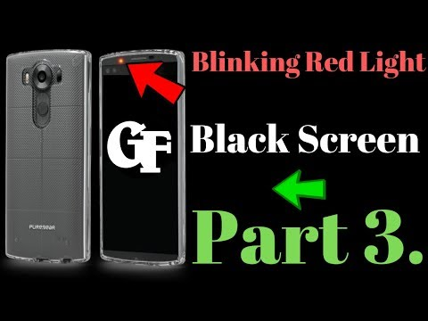 Black Screen, Blinking Red Light Part 3 | Get Fixed