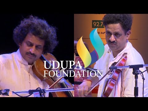 Raga Abheri | Mysore Brothers I Vidwan Mysore Nagaraj I Vidwan Mysore Manjunath I Carnatic Music