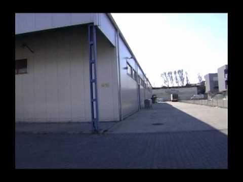 A new trade center - a development project in Bratislava