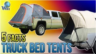Truck Bed Tents: 5 Fast Facts
