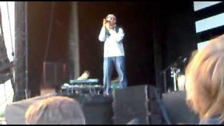 """Xavier Naidoo LIVE Hamburg 30.08.10 """"Mut zur Veränderung"""""""
