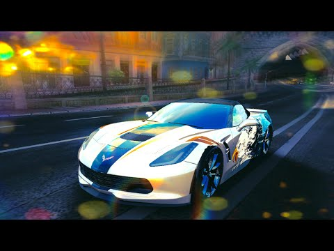 Asphalt 8, Chevrolet Corvette Grand Sport, Mexican Revolution Day CUP