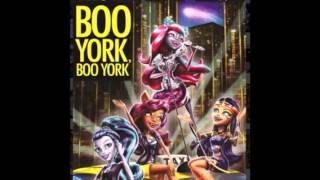 Monster High Boo York, Boo York: Shooting Stars (feat.Catty Noir, Astranova, Pharaoh and Ensemble)