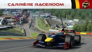 "Raceroom - Carrière #44 : Maîtrise du sujet ! Mention ""bien"". [2K]"